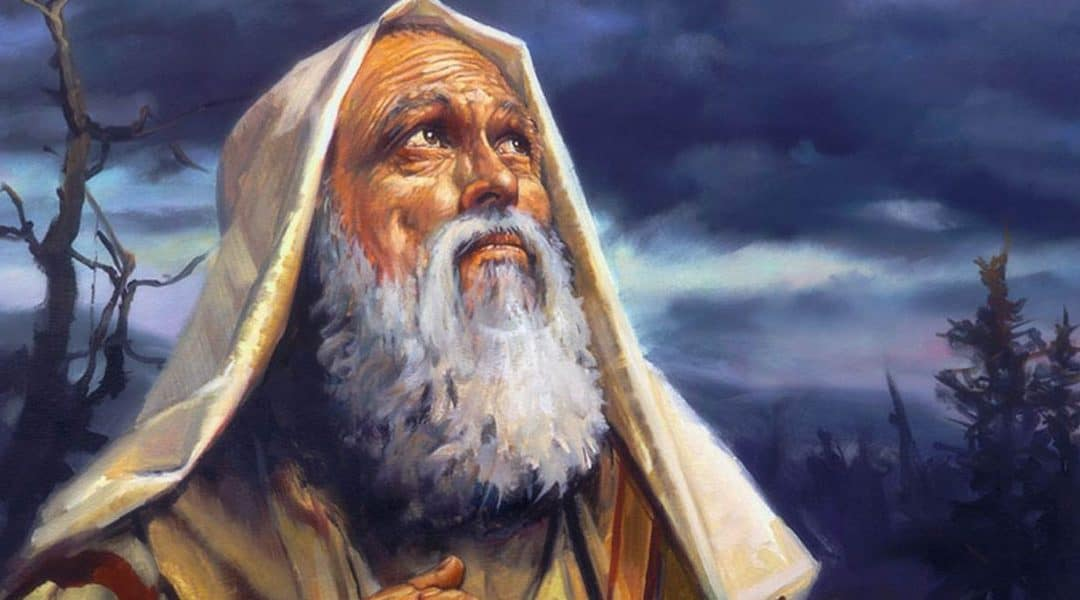 DE LA AVRAM LA AVRAHAM (Leh Leha 5762)