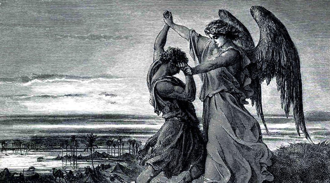 LUPTÂND CU ÎNGERUL (Vaișlah 5764)