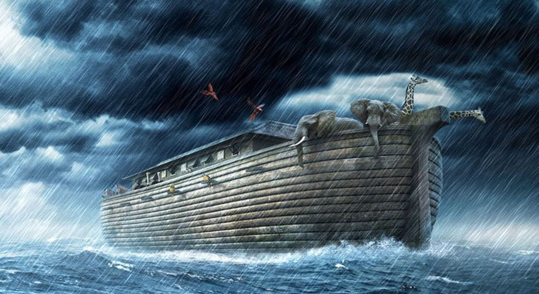 AŞTEPTÂND DUPĂ POTOP (Noah 5770)
