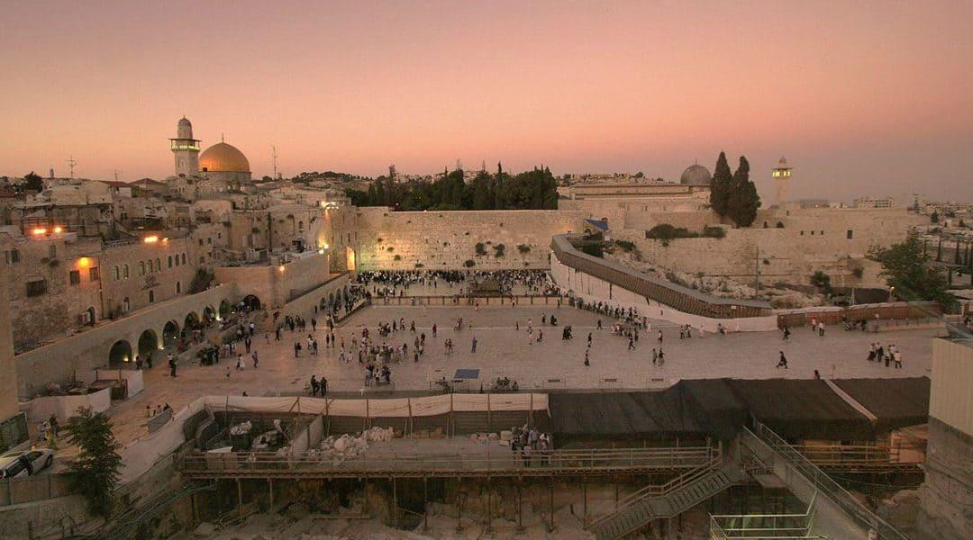 ISRAEL: TRECUT ȘI VIITOR (Haftara Șemot 5776)