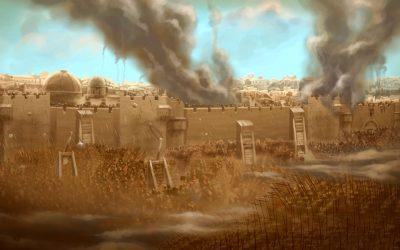 ÎN MIJLOCUL DEZASTRULUI (Haftara Pinhas 5776)