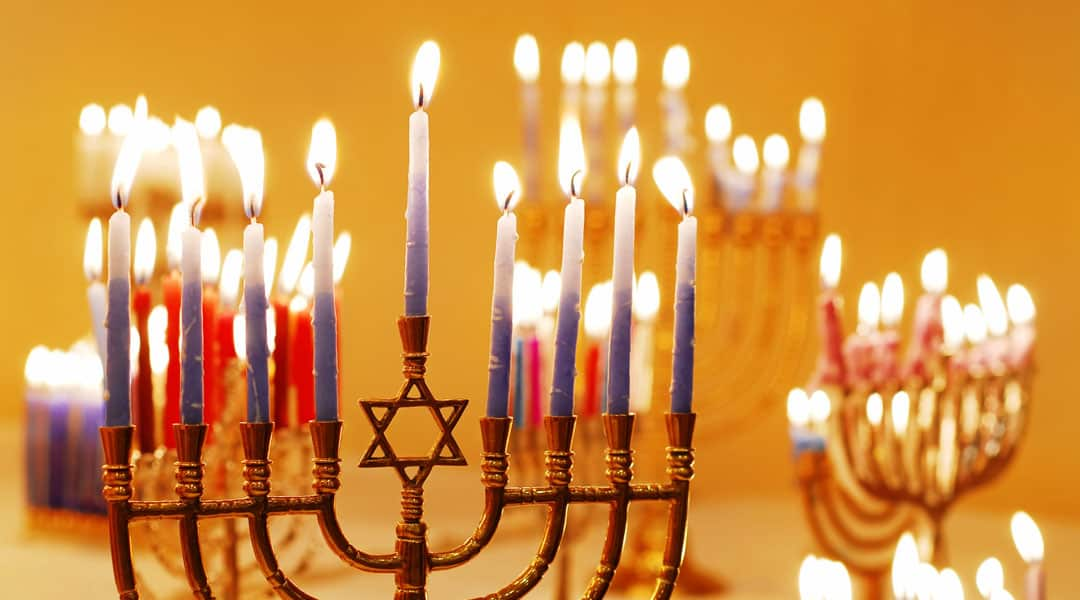 A LIGHT UNTO JEWISH HOLIDAYS (Chanukah 5777)