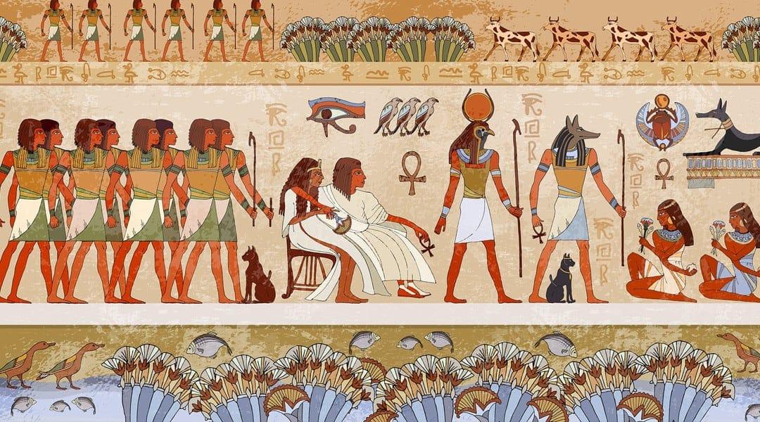 IOSEF ÎN EGIPT (Mikeț 5779)