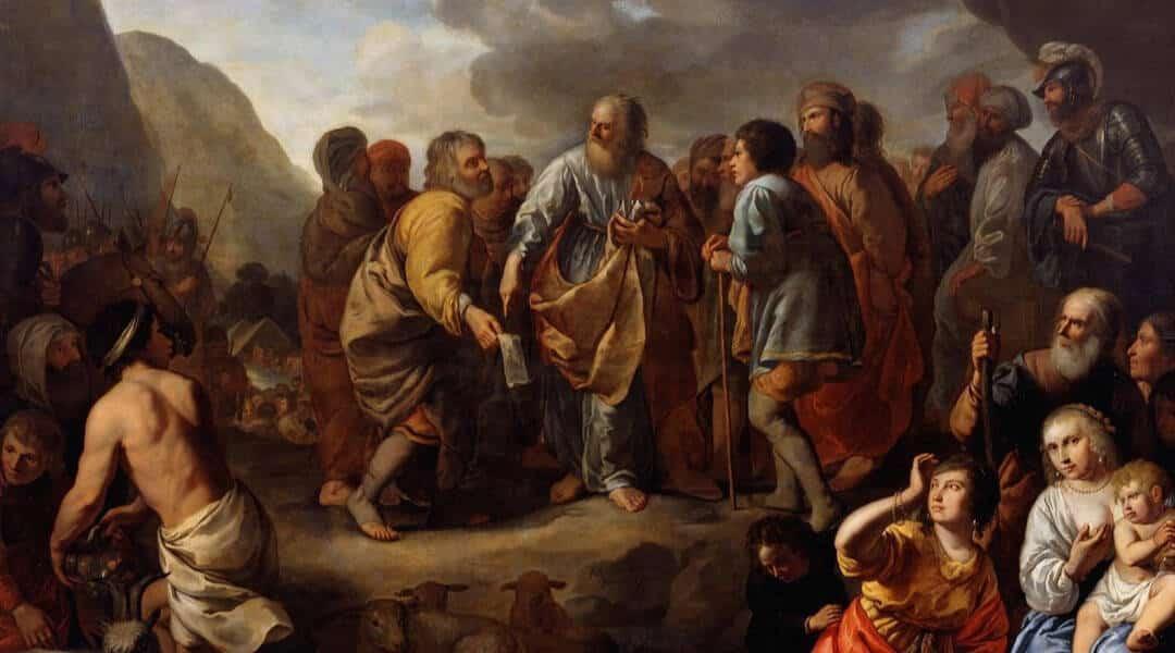 ÎNAINTEA ȘI ÎN TIMPUL REVELAȚIEI (Itro 5779)